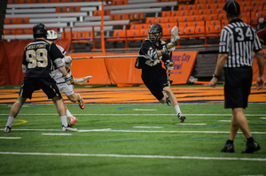 The Black Knights staved off multiple Syracuse comebacks to escape the Carrier Dome, historically unfriendly to Army, with a win.