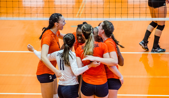 Syracuse volleyball 2017 schedule released, will face 5 NCAA tournament teams